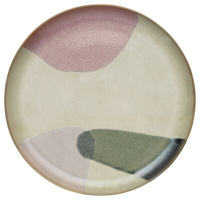 Ecology Canopy Stoneware Round Serving Platter