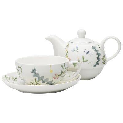 Ecology Greenhouse Ceramic Tea for One Set