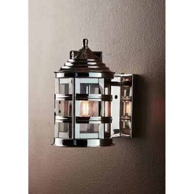 Missouri IP54 Outdoor Metal Wall Lantern