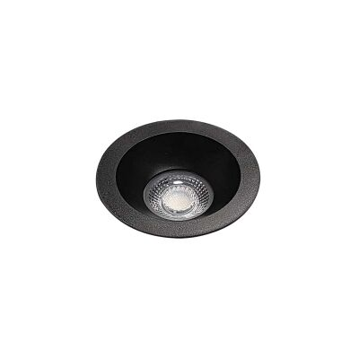 Elite LED Downlight, 3000K, Black