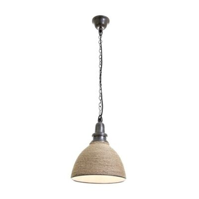 Jute Pendant Lamp