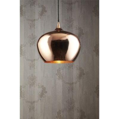 Licqeour Metal Pendant Light - Copper