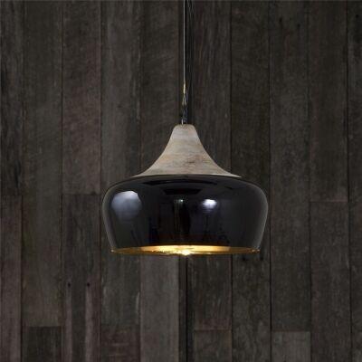 Milano Metal Pendant Light - Black