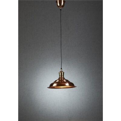 Pacific Metal Pendant Light - Copper