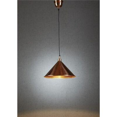 Riverway Metal Pendant Light - Copper
