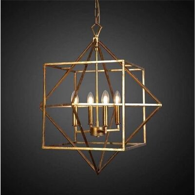Mosman Metal Pendant Light