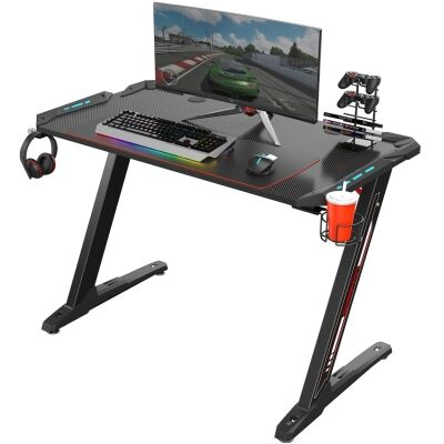 Eureka Ergonomic Z1-S Gaming Desk, 113cm