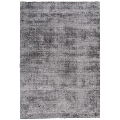 Essence Handmade Wool & Viscose Rug, 280x190cm, Flint