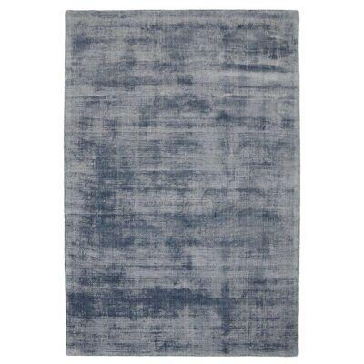 Essence Handmade Wool & Viscose Rug, 230x160cm, Frost