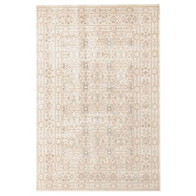 Eternal Whisper Wreath Turkish Made Oriental Rug, 160x230cm, Wearth