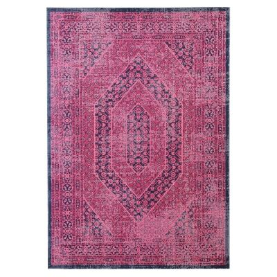 Eternal Whisper Vision Turkish Made Oriental Rug, 200x290cm, Magenta