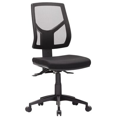Expo Fabric Task Office Chai, High Back