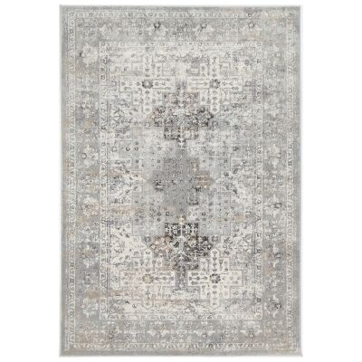Expressions No.04 Transitional Rug, 230x160cm, Grey