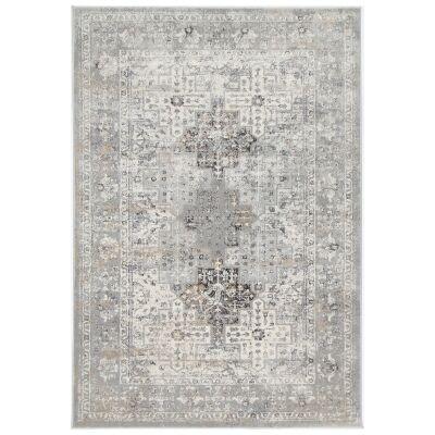 Expressions No.04 Transitional Rug, 330x240cm, Grey