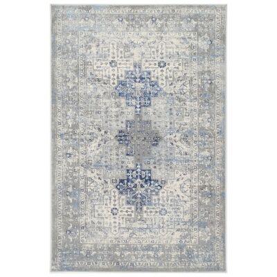 Expressions No.04 Transitional Rug, 290x200cm, Blue
