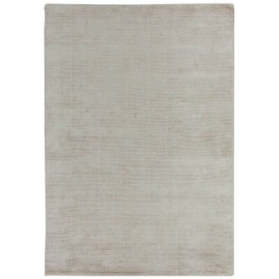Elements Hand Knotted Wool Rug, 200x300cm, Beige