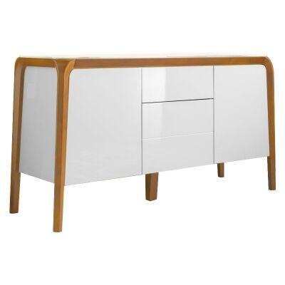 Finland 2 Door 3 Drawer Buffet Table, 162cm