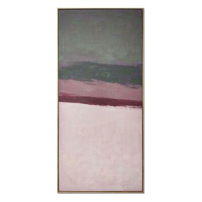 Augustine Framed Canvas Wall Art Print, 150cm