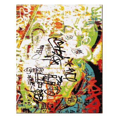 Pheonix Picasso Modern Rug, 80x150cm