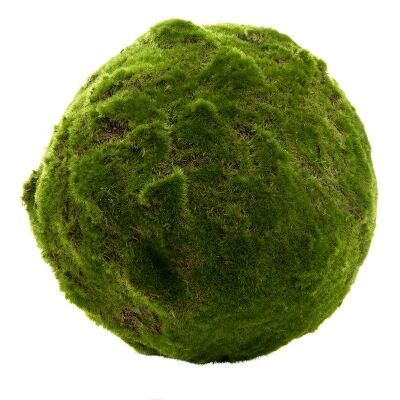 Artificial Moss Ball, 33cm