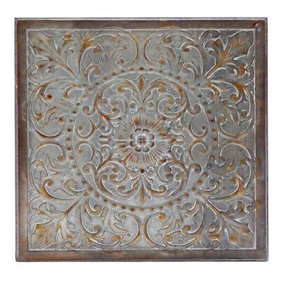 Baringa Metal Wall Art, 75cm