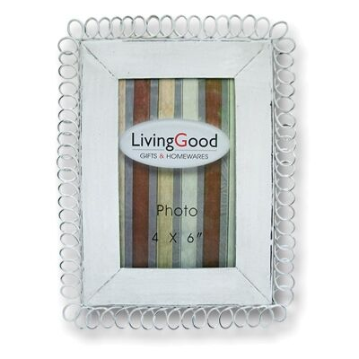Roccan 4'' x 6'' Photo Frame