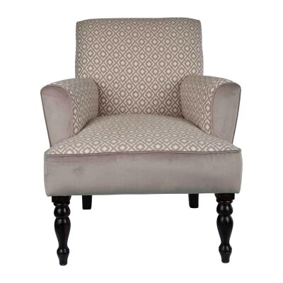 Darcy Fabric Armchair