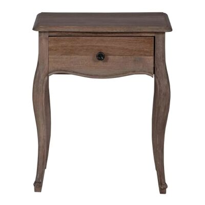 Raine Timber Side Table