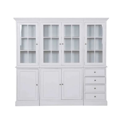 Cassis Wooden Display Cabinet