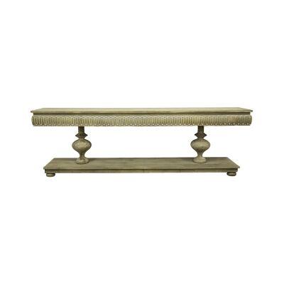 Palmer Fir Timber Console Table, 240cm