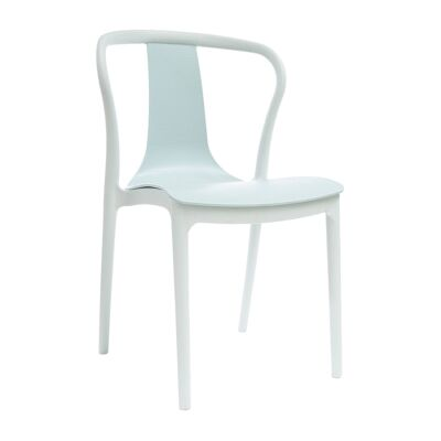 Conrad Indoor / Outdoor Dining Chair, Mist