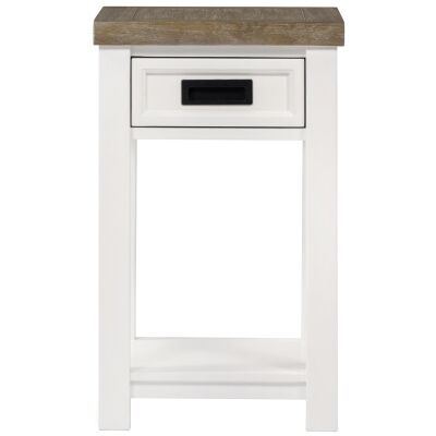 Palm Harbour Wooden Bedside Table