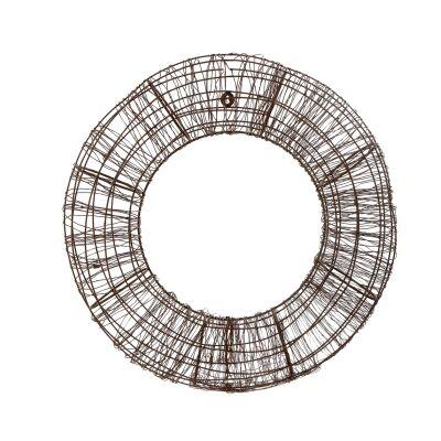 Wilkins Rustic Wire Wall Decor, Medium
