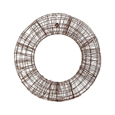 Wilkins Rustic Wire Wall Decor, Large