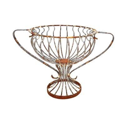 Latoya Wire Trophy Bowl Vase