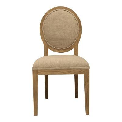 Tian Elm Timber Dining Chair