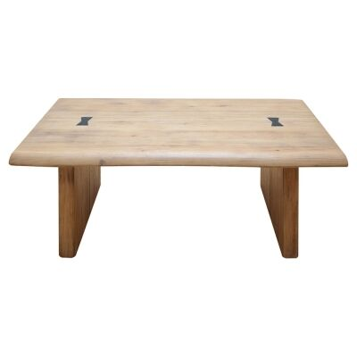 Ramsey Mountain Ash Timber Coffee Table, 120cm