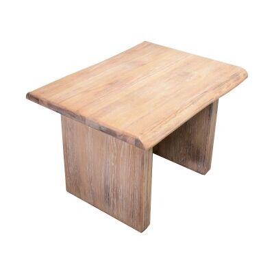 Ramsey Mountain Ash Timber Lamp Table