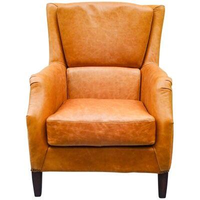 Santorini Leather Armchair
