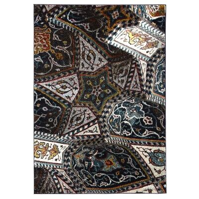 Gemini Tribe Turkish Made Modern Rug, 230x160cm