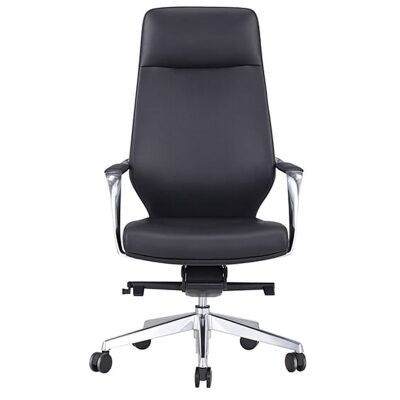 Grand PU Leather Executive Office Chair, High Back