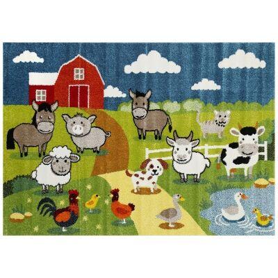 Nova Farm Kids Rug, 160x230cm