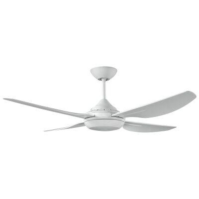 "Ventair Harmony II Indoor / Outdoor Ceiling Fan, 122cm/48"", White"