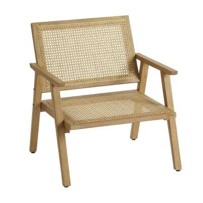 Santali Mango Wood Armchair