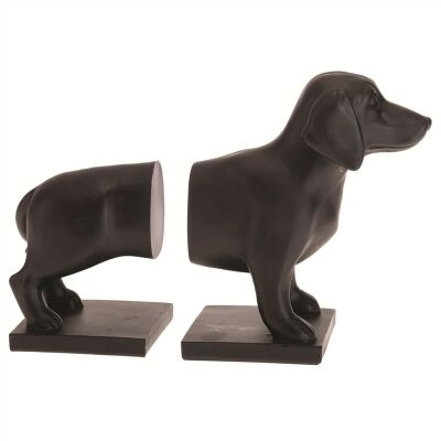 Bookends - Dog