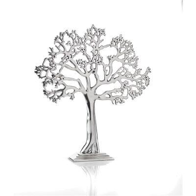 Aluminium Tree of Life 38 x 43cm