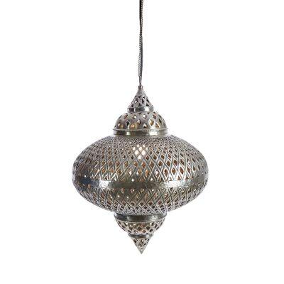 Tilmi Aluminium Moroccan Pendant Light