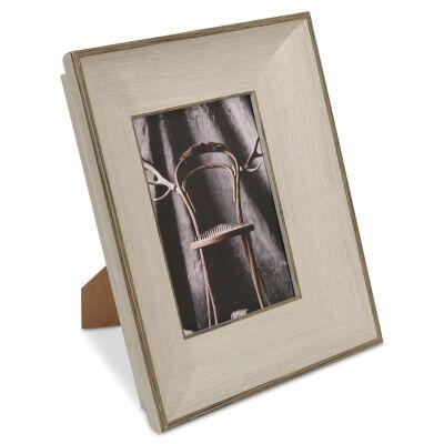 "Maria Wooden Photo Frame, 4x6"""