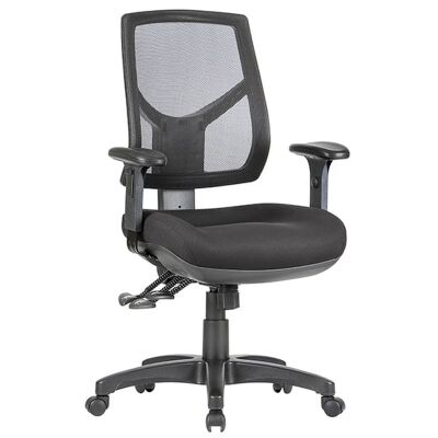 Hino Fabric Task Office Chair with Arm