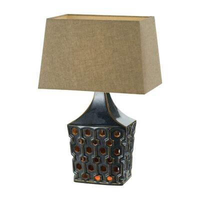 Hisken Ceramic Base Table Lamp